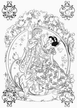 Disney kreativ: Die größten Disney Klassiker -  100 Motive zum Ausmalen Kinderbücher;Malbücher und Bastelbücher - Bild 4 - Ravensburger