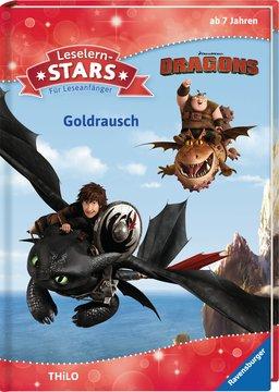 Leselernstars Dragons: Goldrausch Kinderbücher;Erstlesebücher - Bild 2 - Ravensburger