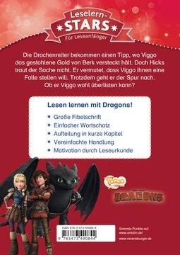 Leselernstars Dragons: Goldrausch Kinderbücher;Erstlesebücher - Bild 3 - Ravensburger