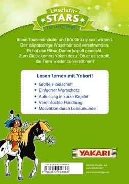 Leselernstars Yakari: Der tollpatschige Waschbär Kinderbücher;Erstlesebücher - Bild 3 - Ravensburger