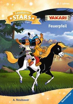Leselernstars Yakari: Feuerpfeil Kinderbücher;Erstlesebücher - Bild 1 - Ravensburger