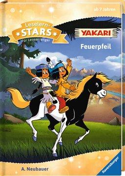 Leselernstars Yakari: Feuerpfeil Kinderbücher;Erstlesebücher - Bild 2 - Ravensburger