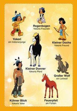 Leselernstars Yakari: Feuerpfeil Kinderbücher;Erstlesebücher - Bild 4 - Ravensburger