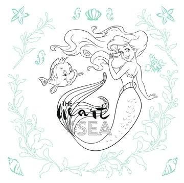Disney kreativ: Disney Prinzessin - Zauberhafte Motive zum Ausmalen Kinderbücher;Malbücher und Bastelbücher - Bild 4 - Ravensburger