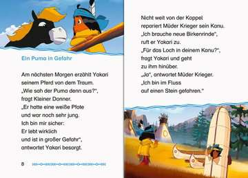 Leselernstars Yakari Weiße Pfote Kinderbücher;Erstlesebücher - Bild 4 - Ravensburger