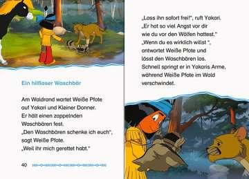 Leselernstars Yakari Weiße Pfote Kinderbücher;Erstlesebücher - Bild 5 - Ravensburger