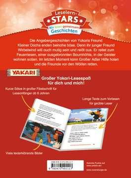 49111 Erstlesebücher Leselernstars Wir lesen gemeinsam Geschichten: Yakari Der Feuerriese von Ravensburger 3