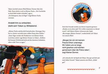 49111 Erstlesebücher Leselernstars Wir lesen gemeinsam Geschichten: Yakari Der Feuerriese von Ravensburger 5