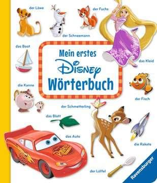 49114 Babybücher und Pappbilderbücher Mein erstes Disney Wörterbuch von Ravensburger 1