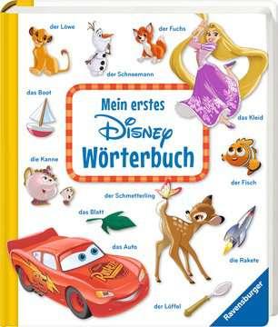 49114 Babybücher und Pappbilderbücher Mein erstes Disney Wörterbuch von Ravensburger 2