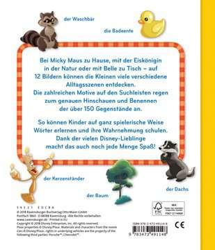 49114 Babybücher und Pappbilderbücher Mein erstes Disney Wörterbuch von Ravensburger 3