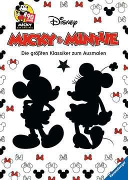 Micky und Minnie - Die größten Klassiker zum Ausmalen Kinderbücher;Malbücher und Bastelbücher - Bild 1 - Ravensburger