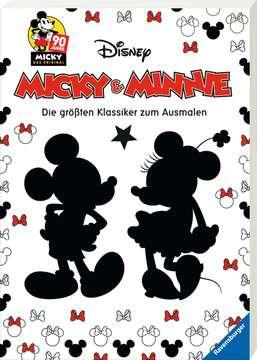 Micky und Minnie - Die größten Klassiker zum Ausmalen Kinderbücher;Malbücher und Bastelbücher - Bild 2 - Ravensburger