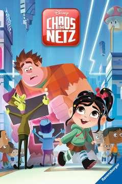 49120 Kinderliteratur Disney Chaos im Netz: Das Buch zum Film von Ravensburger 1