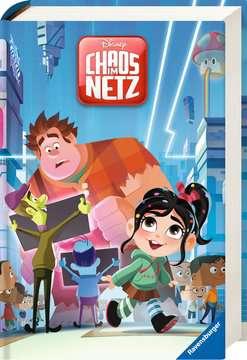 49120 Kinderliteratur Disney Chaos im Netz: Das Buch zum Film von Ravensburger 2