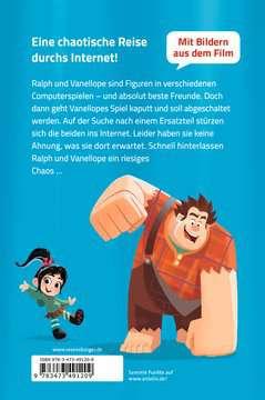 49120 Kinderliteratur Disney Chaos im Netz: Das Buch zum Film von Ravensburger 3