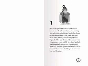 49120 Kinderliteratur Disney Chaos im Netz: Das Buch zum Film von Ravensburger 4