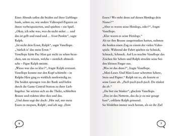 49120 Kinderliteratur Disney Chaos im Netz: Das Buch zum Film von Ravensburger 5