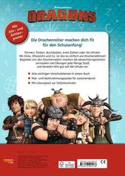 49127 Lernbücher und Rätselbücher Dreamworks Dragons: Das große Vorschulbuch von Ravensburger 3
