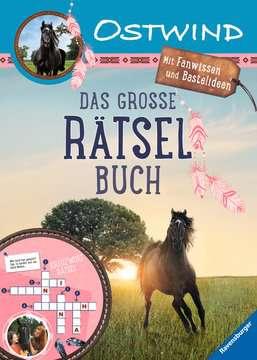 49135 Lernbücher und Rätselbücher Ostwind: Das große Rätselbuch von Ravensburger 1