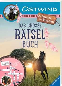 49135 Lernbücher und Rätselbücher Ostwind: Das große Rätselbuch von Ravensburger 2