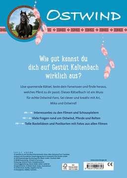 49135 Lernbücher und Rätselbücher Ostwind: Das große Rätselbuch von Ravensburger 3