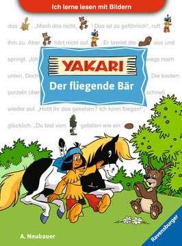 49139 Erstlesebücher Ich lerne lesen mit Bildern: Yakari Der fliegende Bär von Ravensburger 1