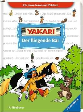 49139 Erstlesebücher Ich lerne lesen mit Bildern: Yakari Der fliegende Bär von Ravensburger 2