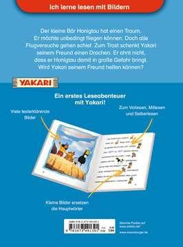 49139 Erstlesebücher Ich lerne lesen mit Bildern: Yakari Der fliegende Bär von Ravensburger 3