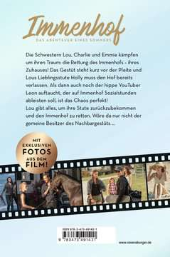 49142 Abenteuerbücher Immenhof Das Abenteuer eines Sommers von Ravensburger 3