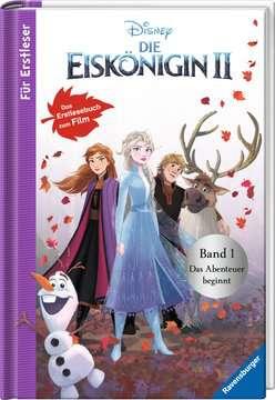 49146 Erstlesebücher Disney Die Eiskönigin 2 - Für Erstleser: Band 1 Das Abenteuer beginnt von Ravensburger 2