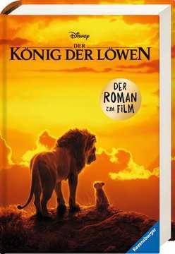 49148 Kinderliteratur Disney Der König der Löwen: Der Roman zum Film von Ravensburger 2