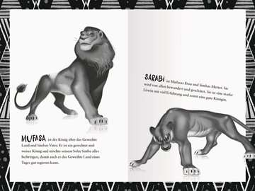 49148 Kinderliteratur Disney Der König der Löwen: Der Roman zum Film von Ravensburger 5