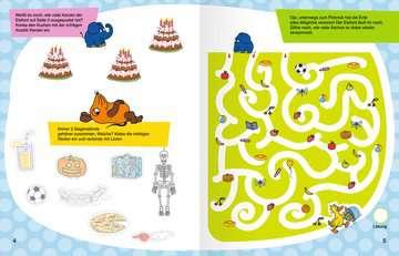 49151 Malbücher und Bastelbücher Mein Sticker Spaß Die Maus: Erste Zahlen Vorschulrätsel von Ravensburger 4