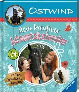 49154 Malbücher und Bastelbücher Ostwind: Mein kreativer Adventskalender von Ravensburger 2