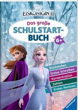49161 Lernbücher und Rätselbücher Disney Die Eiskönigin 2: Das große Schulstartbuch von Ravensburger 2