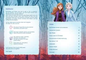 49161 Lernbücher und Rätselbücher Disney Die Eiskönigin 2: Das große Schulstartbuch von Ravensburger 4