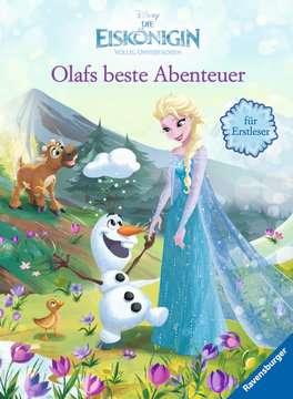 49163 Lernbücher Disney Die Eiskönigin: Olafs beste Abenteuer für Erstleser von Ravensburger 1