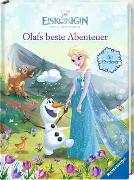 49163 Lernbücher Disney Die Eiskönigin: Olafs beste Abenteuer für Erstleser von Ravensburger 2