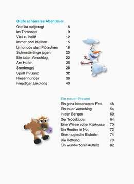 49163 Lernbücher Disney Die Eiskönigin: Olafs beste Abenteuer für Erstleser von Ravensburger 4
