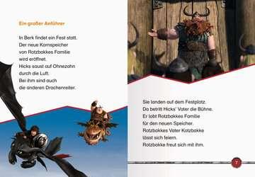 49164 Lernbücher Dreamworks Dragons: Die größten Abenteuer für Erstleser von Ravensburger 4