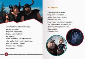 49164 Lernbücher Dreamworks Dragons: Die größten Abenteuer für Erstleser von Ravensburger 5