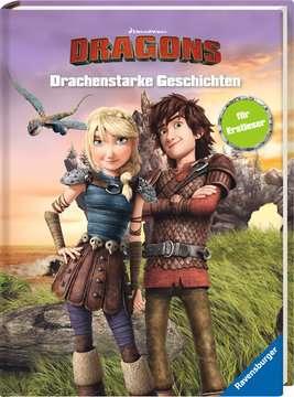 49165 Lernbücher Dreamworks Dragons: Drachenstarke Geschichten für Erstleser von Ravensburger 2