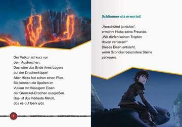 49165 Lernbücher Dreamworks Dragons: Drachenstarke Geschichten für Erstleser von Ravensburger 5