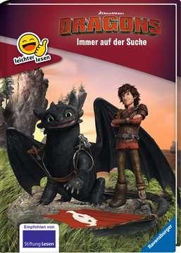49166 Lernbücher Dreamworks Dragons: Immer auf der Suche von Ravensburger 2
