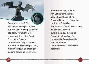 49166 Lernbücher Dreamworks Dragons: Immer auf der Suche von Ravensburger 4