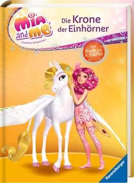49167 Bilderbücher und Vorlesebücher Mia and me: Die Krone der Einhörner von Ravensburger 2