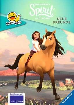 49170 Erstlesebücher Dreamworks Spirit Wild und Frei: Neue Freunde von Ravensburger 1