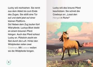 49170 Erstlesebücher Dreamworks Spirit Wild und Frei: Neue Freunde von Ravensburger 5