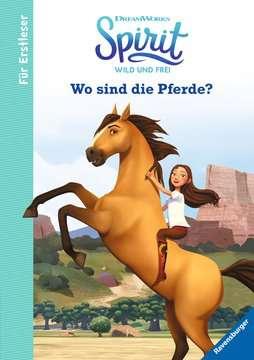 49171 Erstlesebücher Dreamworks Spirit Wild und Frei: Wo sind die Pferde? - Für Erstleser von Ravensburger 1